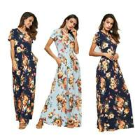 Party Boho Summer Dress Long Beach Evening Women Dresses Cocktail Sundress Maxi