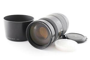 Minolta Af Apo Tele Zoom 100-400mm F/4.5-6.7 Lente Con / Hood Para sony Probado