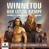 WINNETOU -  DER LETZTE KAMPF (HÖRSPIEL ZUM TV-EVENT)   CD NEU