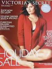 Victoria's Secret 2002 Holiday Sale #1 Isabeli Fontana sexy cover Christmas