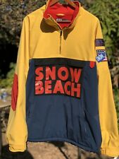 SNOW BEACH REISSUE POLO SPORT RALPH LAUREN PULLOVER JACKET MEN XL 100% AUTHENTIC