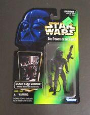 Death Star Gunner 1996 STAR WARS Power of the Force POTF GREEN MOC