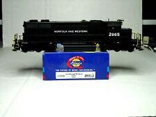 ATHEARN HO SCALE SD39 LOCOMOTIVE NORFOLK & WESTERN ATH98786