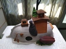 """Department 56: Dickens Heritage Village:""""Peggotty 39;s Seaside Cottage"""" w/ Box!"""
