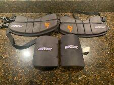 STX Lacrosse Youth Elbow & Rib Pads