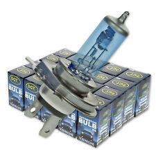 20 Stk SCT Glühlampe, Fernscheinwerfer White Plasma Xenon H4, 12V, 60/55W, P43t
