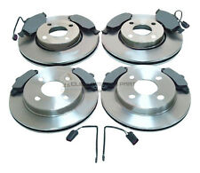 Mondeo MK2 2.5 V6 ST 200 202 Rear Brake Pads Discs 253mm Vented