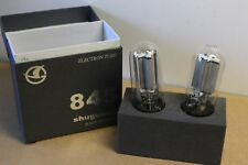 NEUF : Paire de lampe audiophile Matched Pair SHUGUANG , Tube Ref.:  845B - NOS