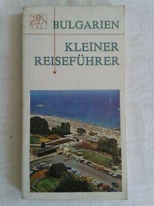 Bulgarien - Kleiner Reiseführer, 1980