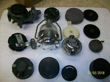 Lot of Various Vintage Auto choke Items, Regulators Gadgets, Ford, Carter, Other