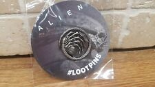 Alien Face hugger Ripley Loot pin badge exclusive NEW