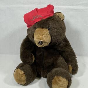 Singi FILENE'S FEELIX CHRISTMAS PAPA TEDDY BEAR Stuffed Animal PLUSH SOFT TOY