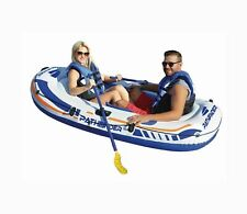 New listing Pathfinder 2 Person Inflatable River Raft Boat Set