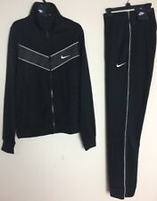 Nike Men's Striker Tracksuit Jacket and pants  Black/ Grey/white Size S RARE