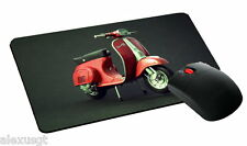 mouse pad, tappetino mouse PIAGGIO VESPA scooter pc computer desktop