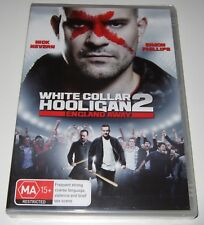 White Collar Hooligan 2 (DVD, 2013) new, sealed