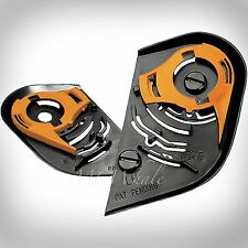 ICON IC-01 Shield,Visor Gear Plate Pivot Kit for Mainframe, Alliance SSR Black