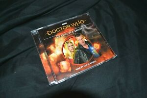 CD Audiobook Doctor Who 9th The Ashes of Eternity 2021