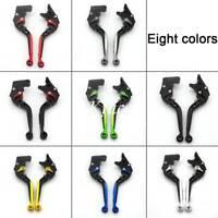 For Yamaha Virago 250 Virago 535 CNC Foldable Extend Brake Clutch Lever Handle