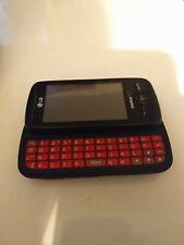 LG Model LGMN270 Red Slider Full Keyboard Bundle