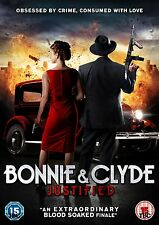 Bonnie And Clyde - Justified on DVD, 2014 Obsessed by Crime Consumed with Love