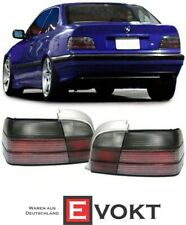 Tail Lights Black Smoke For BMW 3 Series E36 Coupe Convertible 90-99