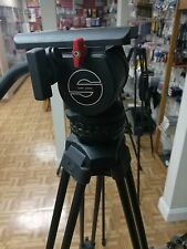 Sachtler Dv 8 fluid Head 75 mm + Tripod DA 75L