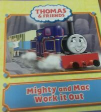 Thomas & Friends - NEW Mighty & Mac Work it out by Egmont & Dean Ltd PB BOOK