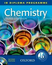IB Diploma Course Companion: Chemistry Includes CD