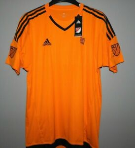 MLS Adidas Goal Keeper Soccer Football Jersey New Mens Sizes