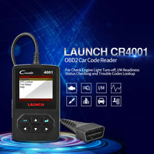LAUNCH 4001 OBDII EOBD Automotive Diagnostic Engnie Scan tool Fault Code Reader