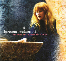 Loreena McKennitt - Wind That Shakes the Barley   NEW & SEALED CD