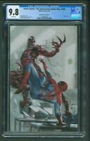 PETER PARKER: SPECTACULAR SPIDER-MAN 300 CGC 9.8 DELL'OTTO VIRGIN VARIANT COVER