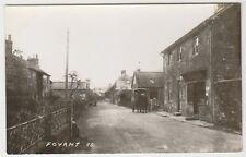 Wiltshire postcard - Fovant, Nr Salisbury - RP