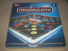 New Sealed Akumulate The Dr. Wood Challenge Centre Math Game
