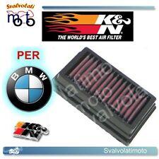 FILTRO ARIA SPORTIVO K&N-KN-K N BMW K 100 RS 1983 1990 1991 1992 1993  BM-2605