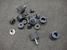 01 2001 DUCATI M750 750 MONSTER FRAME RUBBER GROMMETS #5050
