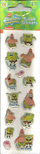 Nickelodeon Spongebob Squarepants Bubble Stickers  #35