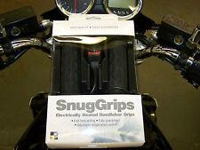 MOTORCYCLE MOTOR BIKE HEATED GRIPS FREE BALACLAVA FREE POST