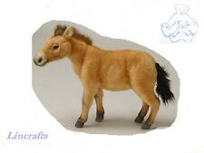 Wild Horse (Przewalski) Plush Soft Toy by Hansa 38cm. 4906
