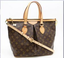 LOUIS-VUITTON-PALERMO-pm-2WAY-HAND-TOTE-BAG-PURSE-MONOGRAM