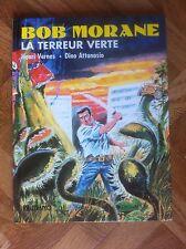 BOB MORANE LA TERREUR VERTE 1989 TTBE (F42)