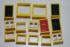 LEGO Fenster Türen Basic gelb 4130 2352 60598 #7935