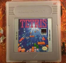 TETRIS Original Nintendo Game Boy GB Clean Tested GameBoy