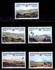 VATICANO 1999 1142/46 Palestina Lugares Santos 5v.