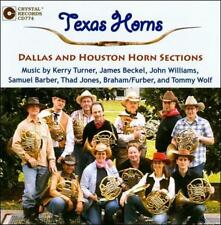 Texas Horns (CD, Jul-2008, Crystal Records Dist.)