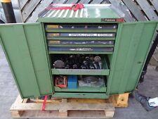 Polstore cabinet plus extensive range of Milling Machine Tooling engineering cnc