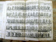 2 1761 news magazines wText & Engraving CORONATION Great Britain KING GEORGE III