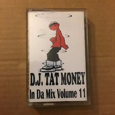 DJ Tat Money In Da Mix #11 CLASSIC 90s NYC Hip Hop Cassette Mixtape Tape