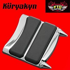 Kuryakyn Chrome Stiletto Brake Pedal Pad for Street Glide, Softail & Dyna 4480